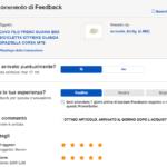 Lasciare un feedback per un acquisto eBay: la nuova procedura