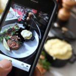 Food e beverage? Indicazioni per emergere su Instagram